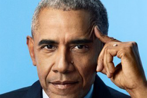 Barack Obama headshot