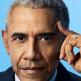 Barack Obama headshot