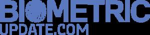 Blue Biometric Update Logo