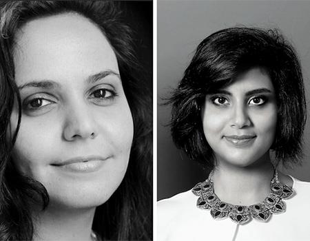 Eman Al Nafjan and Loujain Al-Hathloul