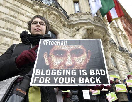 Free Raif Badawi