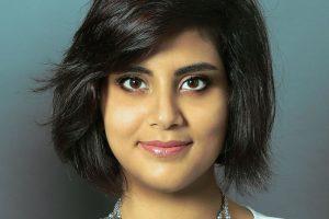 Loujain Al-Hathloul headshot