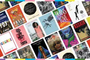 Transgender Awareness Week reading list - book covers