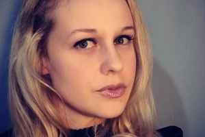 headshot of rebekah jones