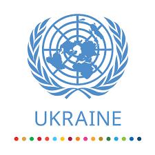 United Nations Ukraine Logo
