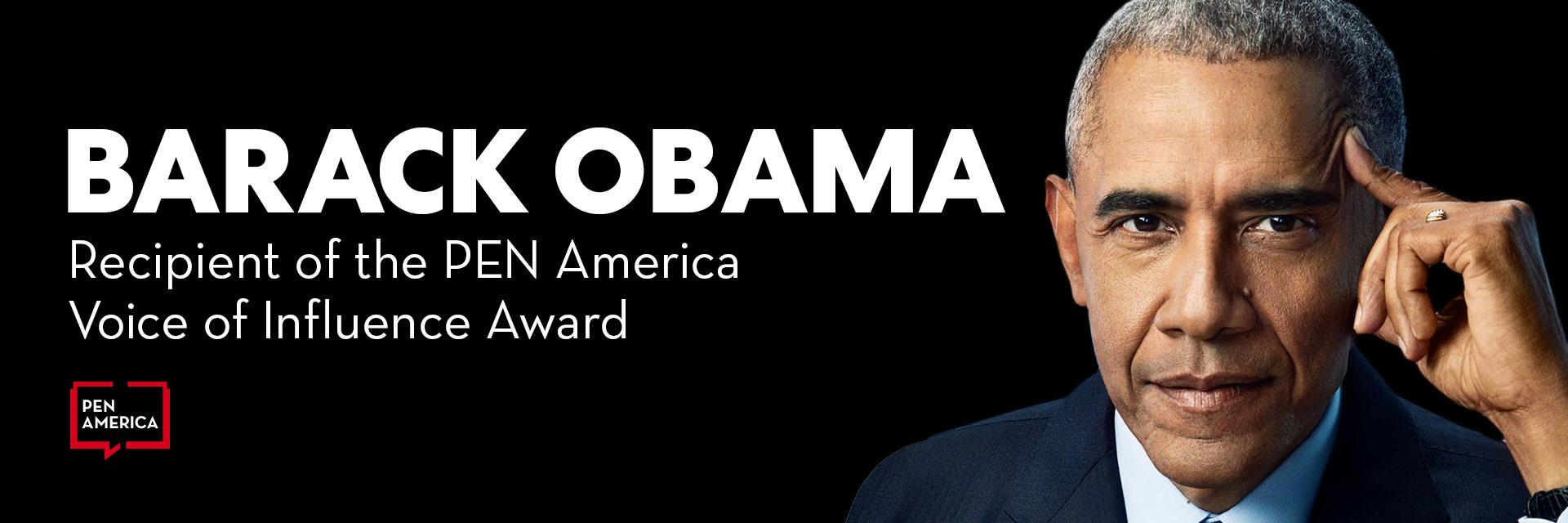 Barack Obama Freedom To Write