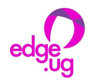 Pink Edge.ug Logo