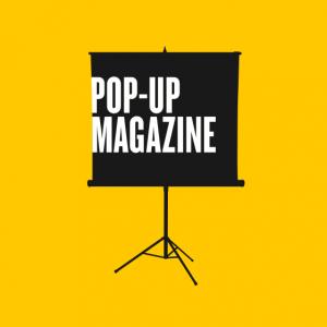 Pop-Up Magazine logo