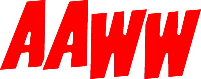 Asian American Writers' Workshop logo