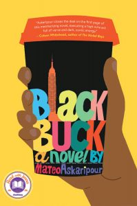Black Buck book cover
