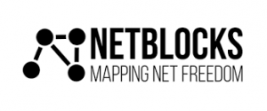 Black NetBlocks Logo