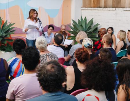Emerging Voices Lambda Litfest 2019