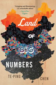 Land of Big Numbers: Stories book cover