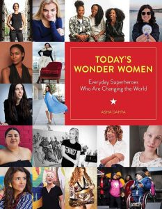 Today's Wonder Women book cover