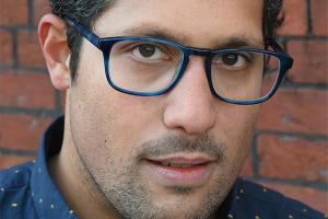 Zak Salih headshot