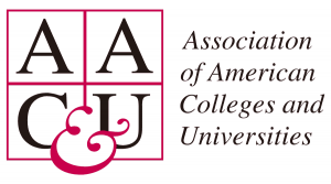 Association of American Colleges and Universities logo