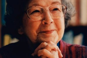 Beverly Cleary headshot