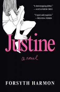 Justine book cover