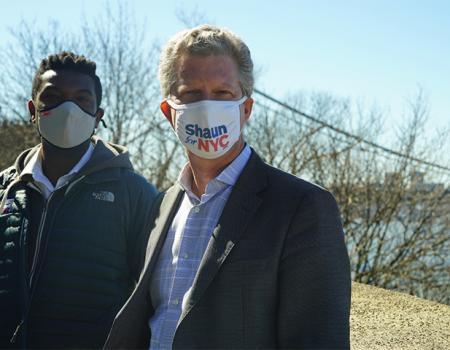 Shaun Donovan, Photo Courtesy of Campaign