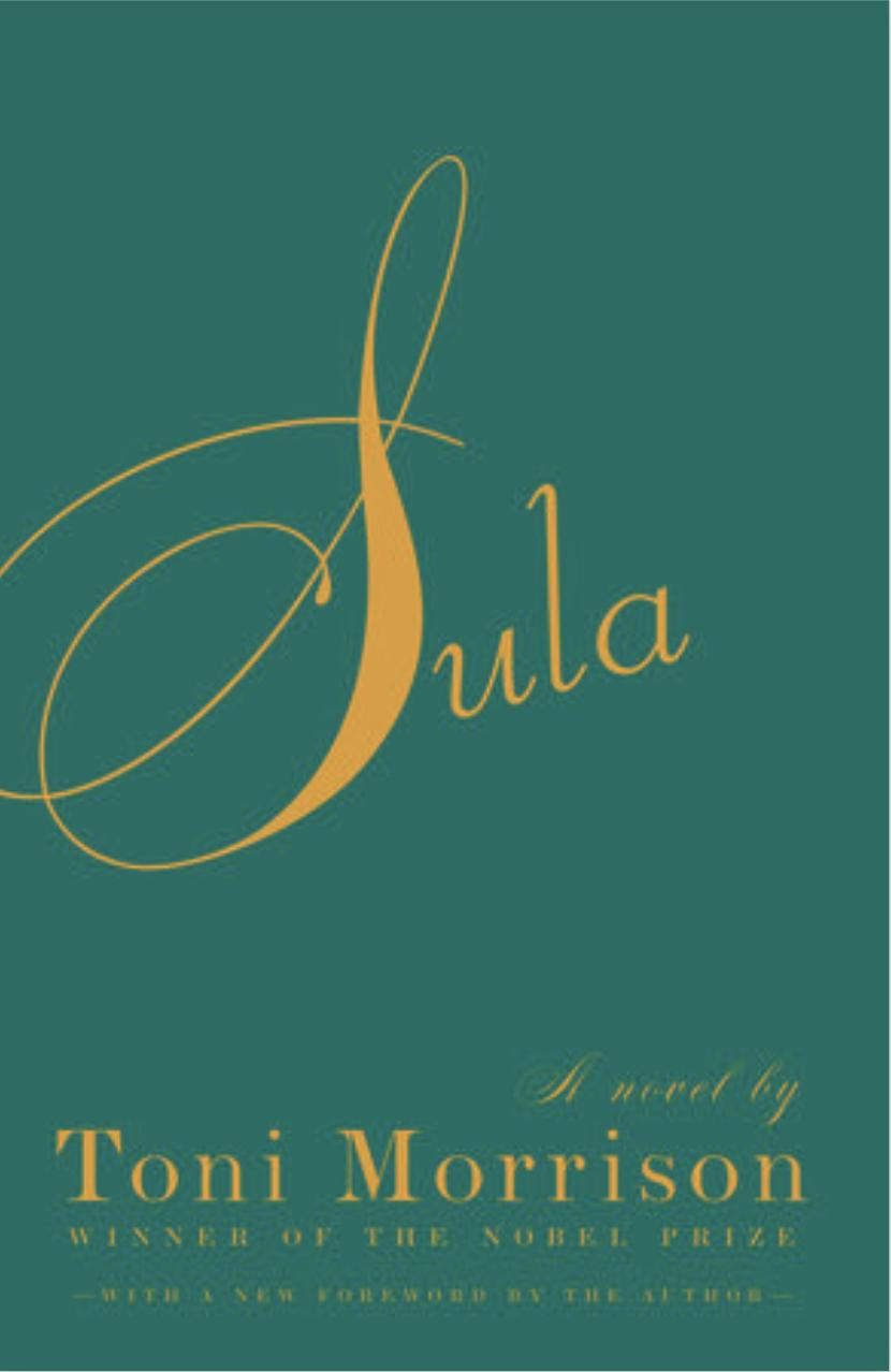Sula book cover