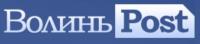 Blue VolynPost Logo