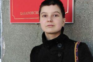 artist Yulia Tsvetkova