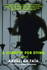 A Country for Dying: A Novel book cover