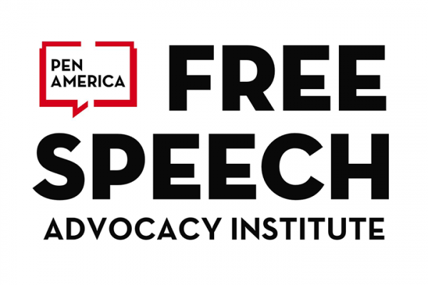 PEN America's Free Speech Advocacy Institute: Our signature certification program for high school and college students to learn about professional free speech advocacy