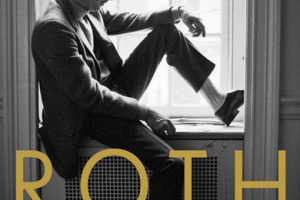 cover image of Blake Bailey's biography of Philip Roth
