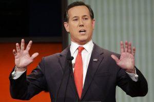 image of Rick Santorum