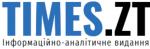 Ukr Times.Zt blue and black logo