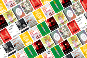 Asian Pacific American Heritage Month Reading List book covers