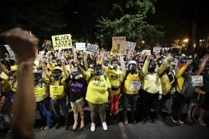 Racial Injustice Protests Lawsuit