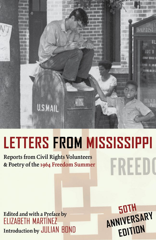Letters from Mississippi book cover