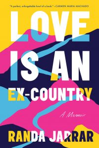 Love Is An Ex Country book cover
