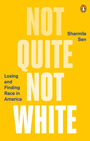 Not Quite Not White book cover
