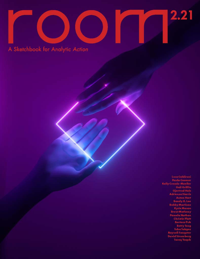 Issue 2.21 cover of ROOM