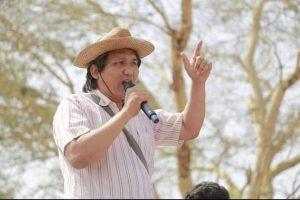 image of poet Khet Thi