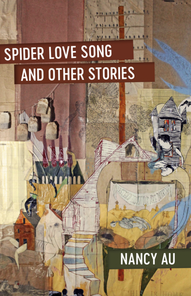 Spider Love Song and Other Stories book cover