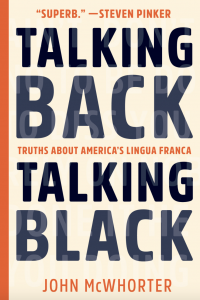 Talking Back, Talking Black book cover