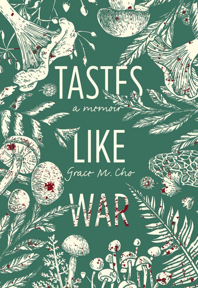 Tastes Like War book cover