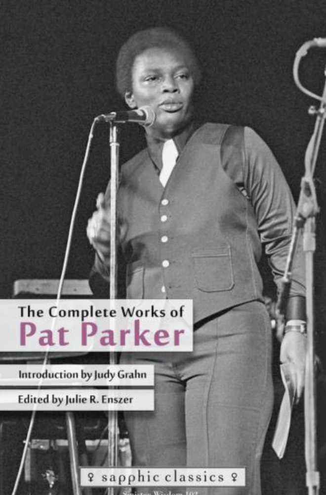 The Complete Works of Pat Parker book cover
