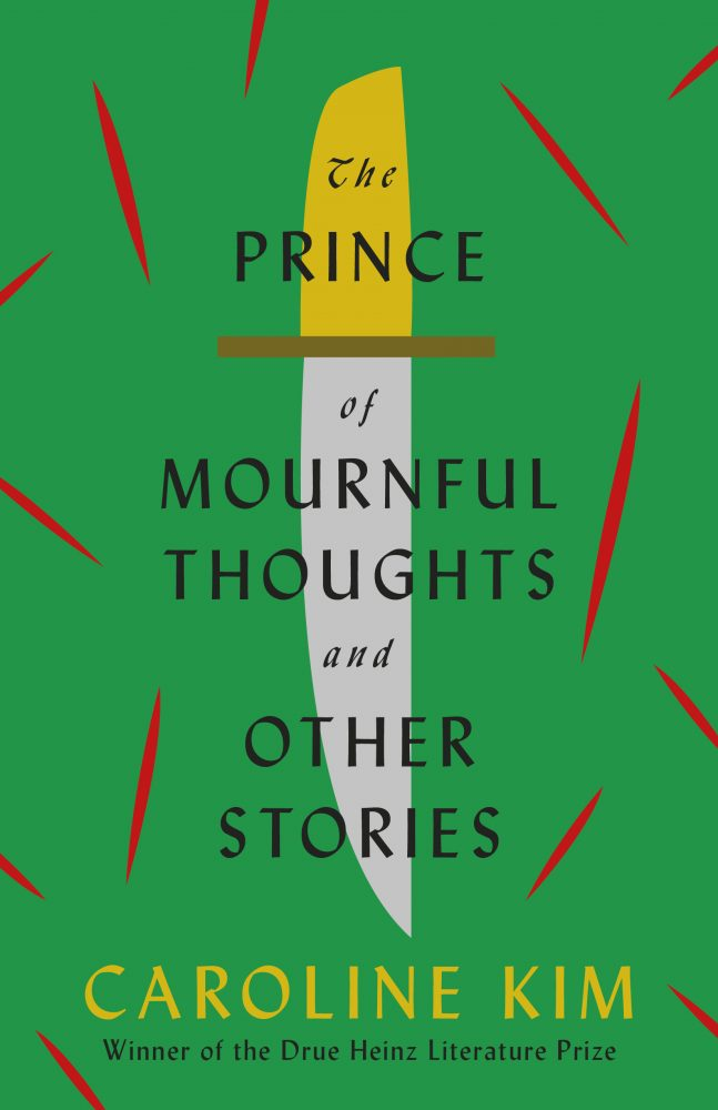The Prince of Mournful Thoughts and Other Stories book cover