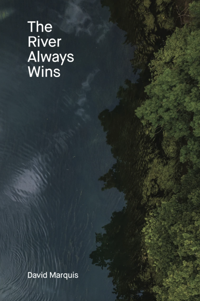 The River Always Wins book cover