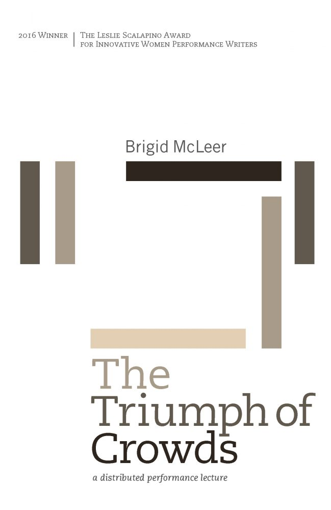 The Triumph of Crowds book cover