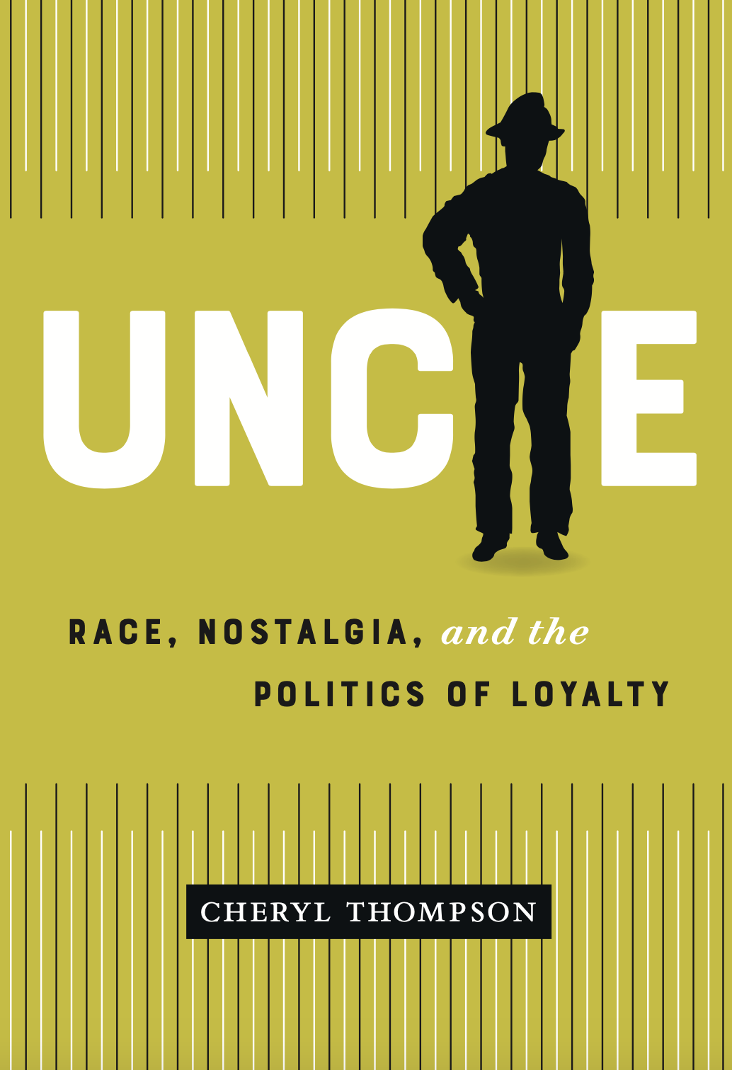 Uncle book cover