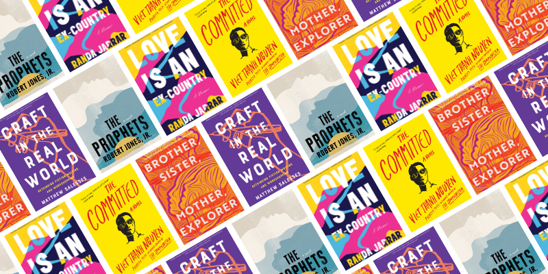 World Voices Festival Reading List book covers
