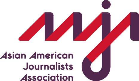 Asian American Journalists Association logo