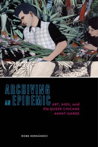 Archiving an Epidemic book cover