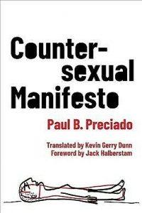 Countersexual Manifesto book cover